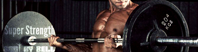 Build Super Strength, Muscles and Power
