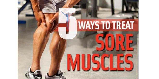 5 Unique Methods to Combat Muscle Soreness - Body By Bell